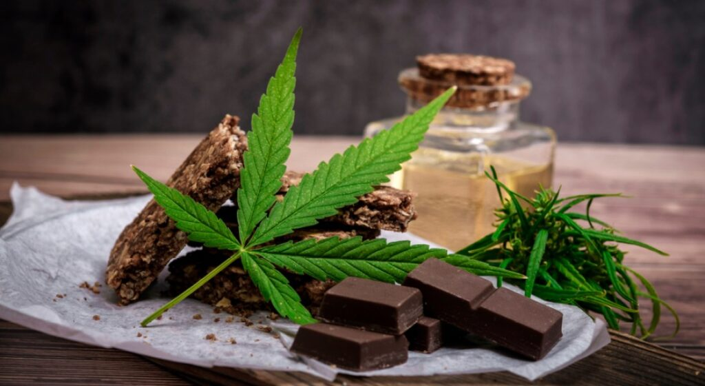 Cannabis infused foods and beverages