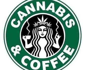 coffee infused with cannabis