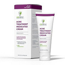 acne treatment cream containing cbd