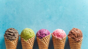 CBD in ice cream – The guilty pleasure